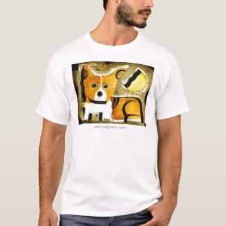dk_2005aug8f, www.pugcasso.com T-Shirt