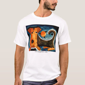 dk_2006may26g, www.pugcasso.com T-Shirt