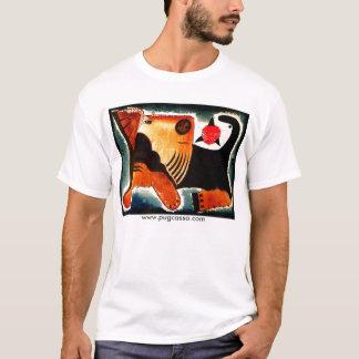 dk_2006nov21h, www.pugcasso.com T-Shirt
