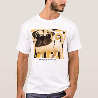 dk_2007apr25c, www.pugcasso.com T-Shirt