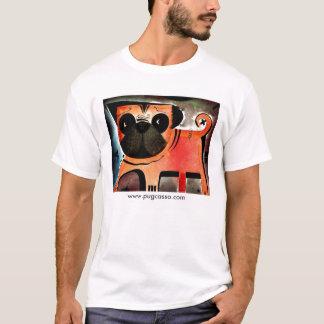 dk_2007feb13c, www.pugcasso.com T-Shirt