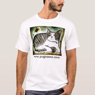 dk_2007nov10d, www.pugcasso.com T-Shirt
