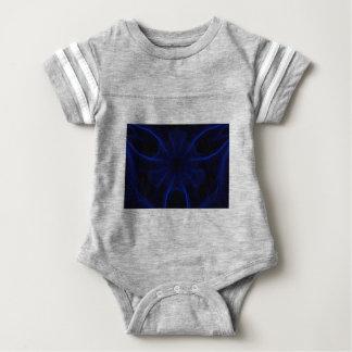 Dk. Blue laser Baby Bodysuit