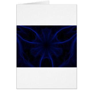 Dk. Blue laser Card