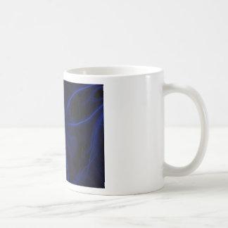 Dk. Blue laser Coffee Mug