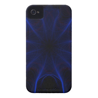 Dk. Blue laser iPhone 4 Covers