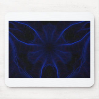 Dk. Blue laser Mouse Pad