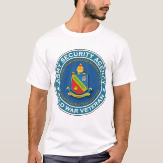 DLI - ASA Cold War Vet T-Shirt