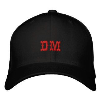DM cap Embroidered Hats