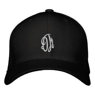 DM Script Embroidered Hat