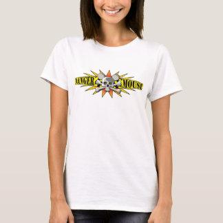 DM - wide logo baby doll - Lt T-Shirt