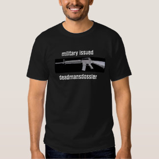 DMD issued M16 Tees