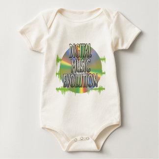 dme-logo-square-hi-res baby bodysuit