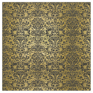 DMS2 BK MARBLE GOLD (R) FABRIC