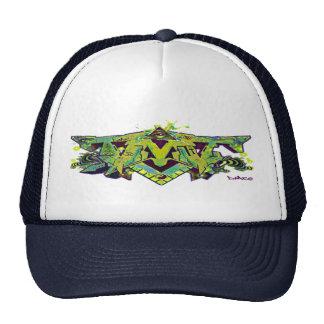 DMT ACCESSORIES - LTD EDITION AYAHUASCA TRUCKER HAT