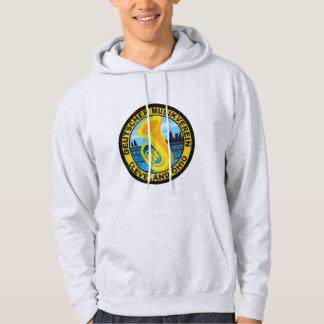 DMV Hooded Sweatshirt Color Logo