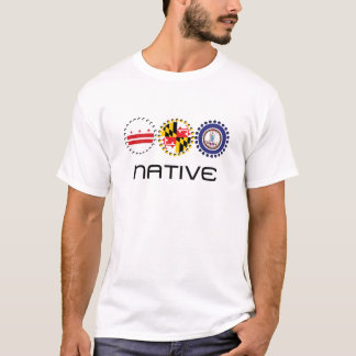 DMV Native Tee Shirt