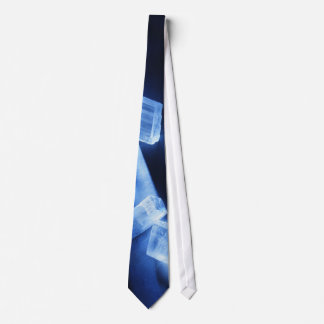 (dn23) Detail of Nature Blue Tie