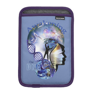 DNA Awakening design iPad Mini Sleeve