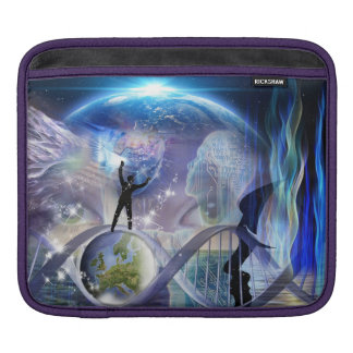 DNA Awakening design iPad Sleeve