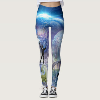 DNA Awakening design Leggings