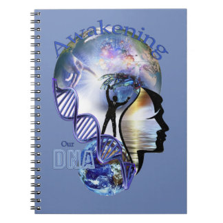 DNA Awakening design Notebook