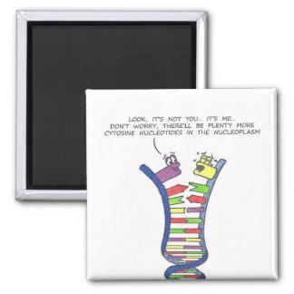 DNA Break-Up - Fridge Magnet