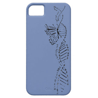 DNA Butterfly Hand Drawn Artist Phone Case