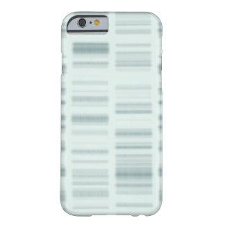 DNA Genetic Profile Digital Art Phone Case