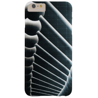 DNA Helix Abstract Background as a Science Concept Barely There iPhone 6 Plus Case