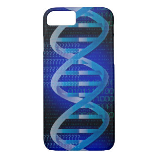 DNA ID Blue iPhone 8/7 Case
