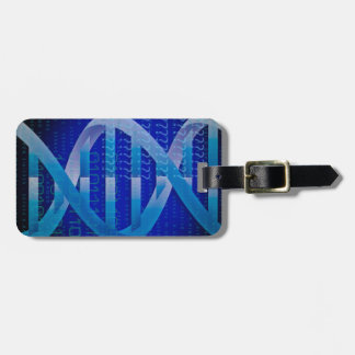 DNA ID LUGGAGE TAG