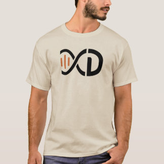 DNA Logo T-Shirt - Sand