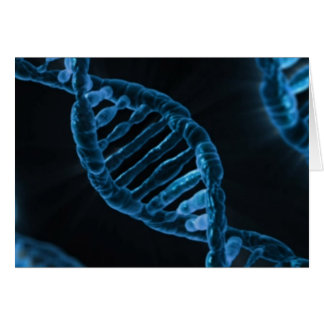 DNA NOTE CARD