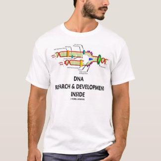 DNA Research & Development Inside DNA Replication T-Shirt