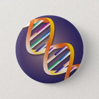 DNA Spotlight 2 Inch Round Button
