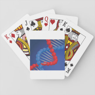 DNA Strand Playing Cards