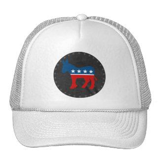 DNC - DEMOCRAT - DONKEY TRUCKER HAT