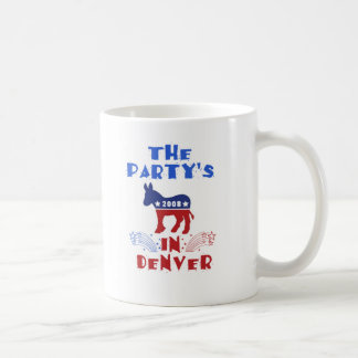 DNC Denver Colorad Coffee Mug