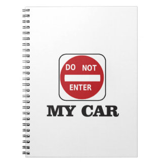 dne my car notebook