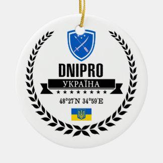Dnipro Ceramic Ornament