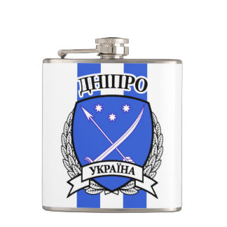 Dnipro Hip Flask