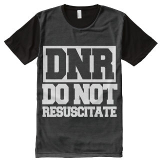 DNR do not resuscitate