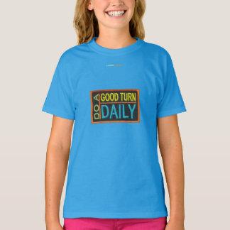 Do a good turn daily T-Shirt