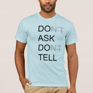 Do Ask T-Shirt
