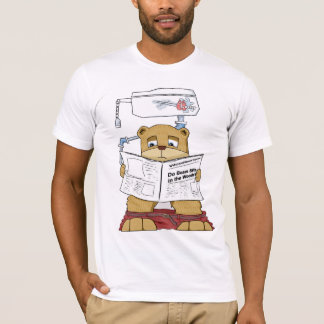Do Bears S#!+ in the woods? T-Shirt