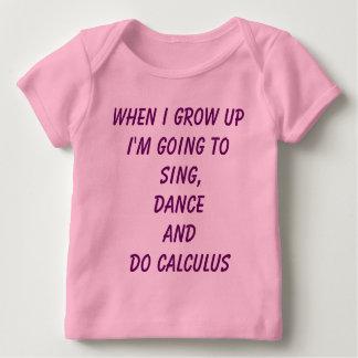 Do Calculus - Girl Power baby tee