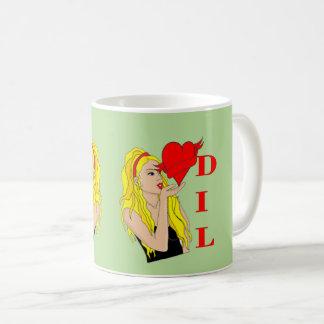 do dil coffee mug