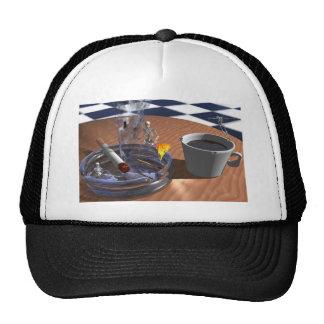 DO emergency smoke! Trucker Hat