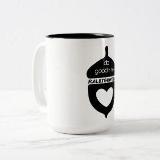 Do Good in the Raleighwood - 15 oz Mug